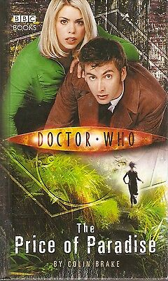 + DOCTOR WHO Paperback The Price of Paradise (David Tennant as Doctor) engl.