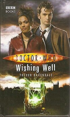 + DOCTOR WHO Paperback WISHING WELL (David Tennant as Doctor) engl.