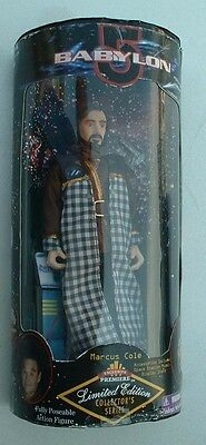 + BABYLON 5 Action Figure groß Exclusive Premiere lim Coll. Ed. Marcus Cole neu