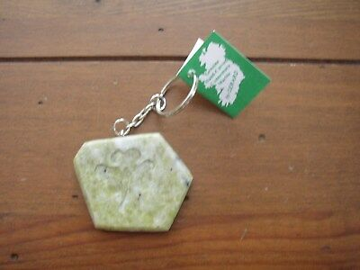 Connemara Marble by Gerard Lucky Stone Key Ring