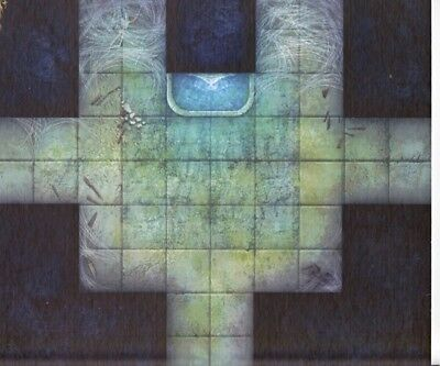 Dungeon Tiles > Dungeon Tile 11 x 11 Felder Squares - doppelseitig double sided