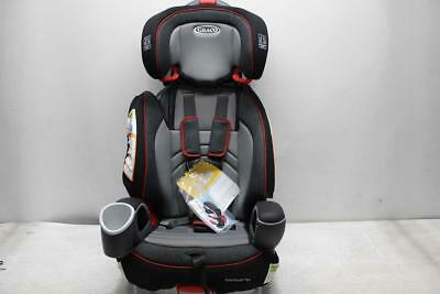 Graco Nautilus 65 3 In 1 Multi Use Harness Booster Car Seat Red