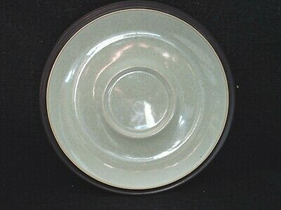Denby ENERGY Charcoal Green  - Breakfast Saucer Only