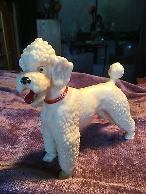 BREYER FRENCH POODLE #68-SOLD by SEARS IN 1957-- No Box