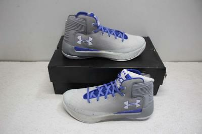 2175dfcfb5d ... Under Armour Men s 9.5 Curry 3ZERO Basketball Shoe White Team Royal  1298308-102 ...