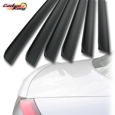 114 Unpainted KDL Type Trunk Spoiler For BMW 3-Series E36 1991~1998 Convertible