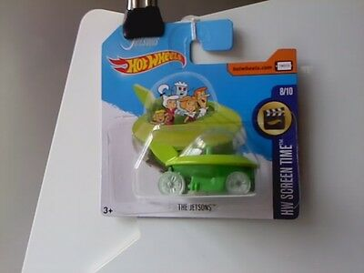 Hot Wheels Screen Time 17 The Jetsons