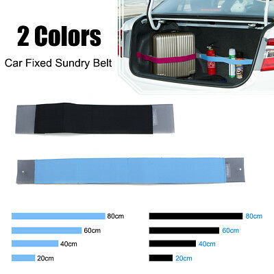 Elastic Fixed Strap Car Trunk Organizer Stowing Tidying Fixed Sundry Belt