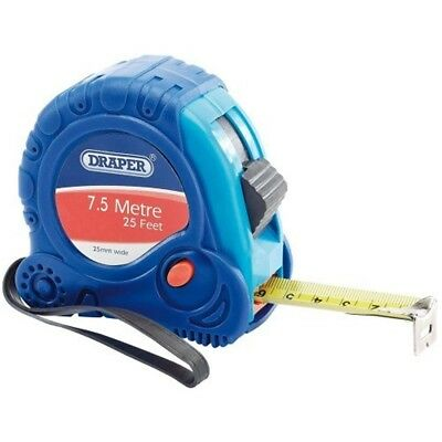 Measuring Tape 7.5m/25ftx 25mm - Draper x 75m25ft 75300