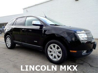 Lincoln MKX  2008 Lincoln MKX SUV Used 3.5L V6 24V Automatic FWD