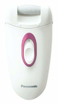 Panasonic Corded Electric Pedi Foot Care Roller ES-WE22  White/Pink