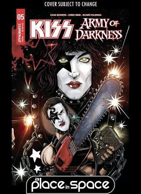 Kiss / Army Of Darkness #5C (Wk28)