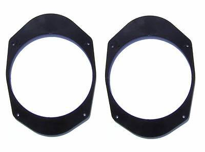 Aftermarket Car Front or Rear Speaker Adapter Install Plate 5x7 6 1/2 6.5 inch