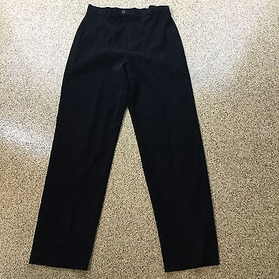 7edcccefeb93c Nycc New York Clothing Company 10 Stretch Black Dress Pants Moleskin 29x30  High