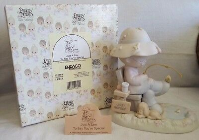 Just a Line To Say You're Special ~Precious Moments~ 522864 (Enesco Collectible)