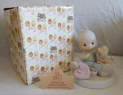 Sharing Sweet Moments Together ~ Precious Moments ~ 526487 (Enesco Collectible)