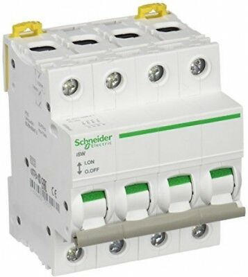Schneider Electric A9s65440 Switch In Drum ISW 4P 40 A, 240 V