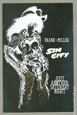 Sin City Just Another Saturday Night #1 1998 VF 8.0