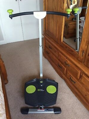 Twist and Shape Exercise Machine With User Manual And DVD