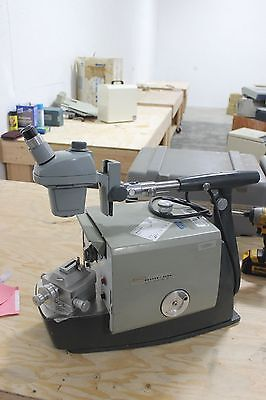 DuPont Sorvall MT2-B Ultra Microtome With Microscope and Stand NICE