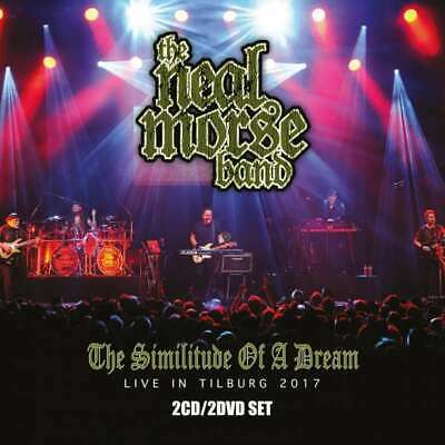 Neal Morse Band,the - Live In Tilburg NEW CD
