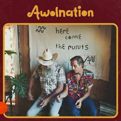 Awolnation - Here Come The Runts NEW CD