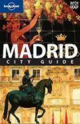 (Good)-Madrid (Lonely Planet City Guides) (Paperback)-Anthony Ham-1741795923