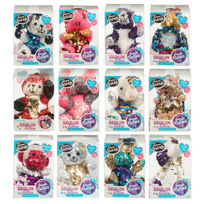 Sequin Surprise Pet (Series 1) CHOICE OF CHARACTER, ONE SUPPLIED, NEW