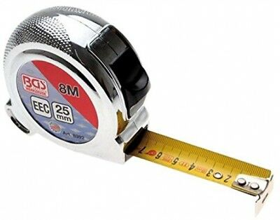 BGS Measuring Tape, 25 mm X 8 m Pack Of 1, 8392