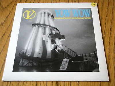 """Vow Wow - Helter Skelter   7"""" Vinyl Ps"""
