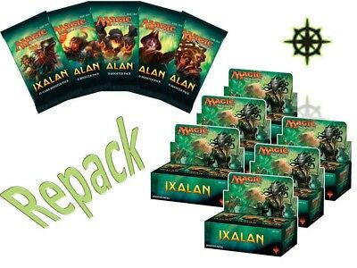 Ixalan MTG Booster Pack Repacks (10 packs)! Magic! Cheapest Way to Draft!