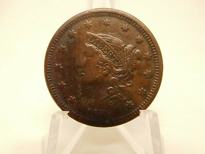 1838 US Large Cent Very Fine