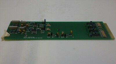 Leitch (B1)ASD-880 Lo Z Audio Stereo Distribution Amplifier Card