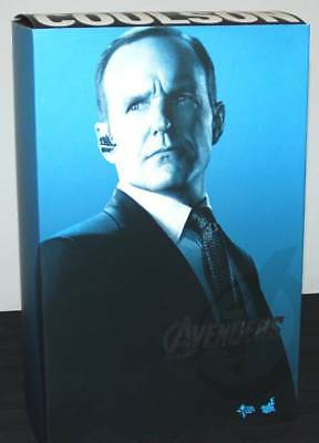 Hot Toys 1/6 The Avengers Phil Coulson Action Figure Mms189 Clark Gregg Mib