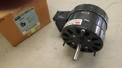 Dayton 3M727B Shaded Pole Motor 115 VAC, 1/6 HP, 1050 RPM  FV75