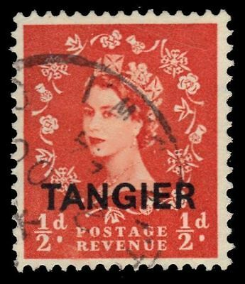 BRITISH OFFICES in MOROCCO 559 (SG289) - Queen Elizabeth II (pf60888)