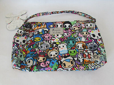 Jujube Ju Ju Be Tokidoki Be Quick wristlet diaper hand bag Iconic 2.0 E