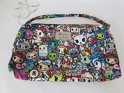 Jujube Ju Ju Be Tokidoki Be Quick wristlet diaper hand bag Iconic 2.0 F