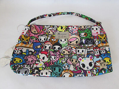 Jujube Ju Ju Be Tokidoki Be Quick wristlet diaper hand bag Iconic 2.0 H
