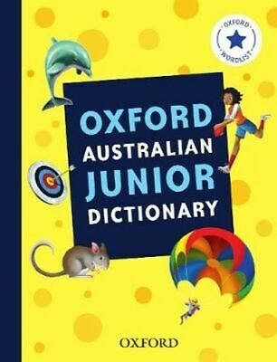 NEW Oxford Australian Junior Dictionary By Oxford Dictionary Paperback