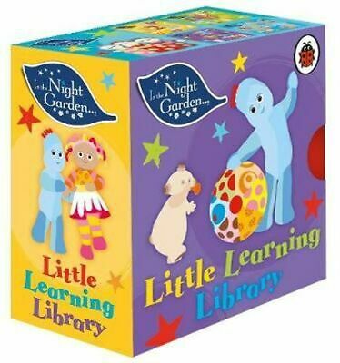 NEW Little Learning Library : In The Night Garden By BBC Children's Books