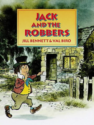 Jack and the Robbers, Biro, Val,Bennett, Jill, Good Condition Book, ISBN 9780192