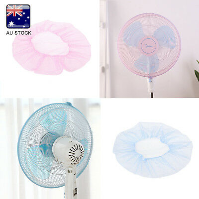 Baby Finger Kids Protector Safety Mesh Nets Cover Fan Guard Dust Cover Pink Blue