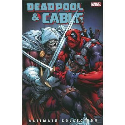 Deadpool & Cable Ultimate Collection Vol. 3 - Paperback NEW Nicieza, Fabian 2010