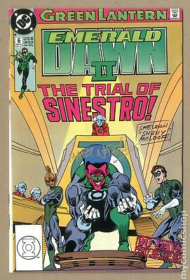 Green Lantern Emerald Dawn II #6 1991 VF 8.0