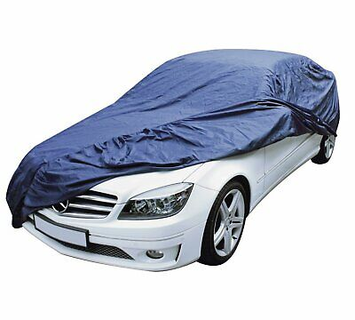 Blue Full Car Cover - Large