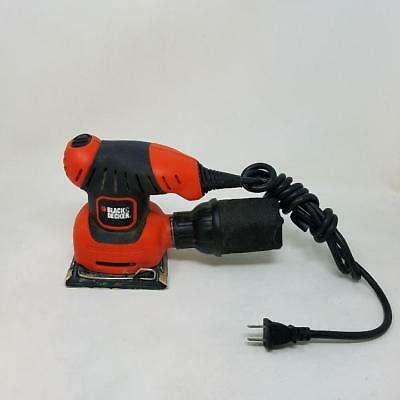 Black & Decker 1/4 Sheet Finisher Sander, Qs540 (Pps007833)