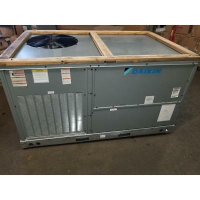Daikin Dsh036Xxx3Bxxxaa 3 Ton Convertible Belt Drive Heatpump Package Unit R410