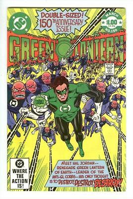 Green Lantern 150 (Vf/nm) Double Sized Anniversary Issue (Free Shipping)*