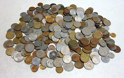 Large Mixture of Old Mexican Coins